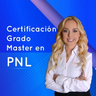 Certificación grado master en PNL con Liliana Zambrano